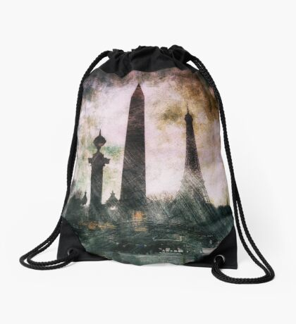 Beyond Belief Drawstring Bag