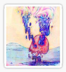 Nexxt | Burning Skull Sticker