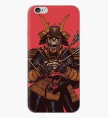 Dead Samurai iPhone Case