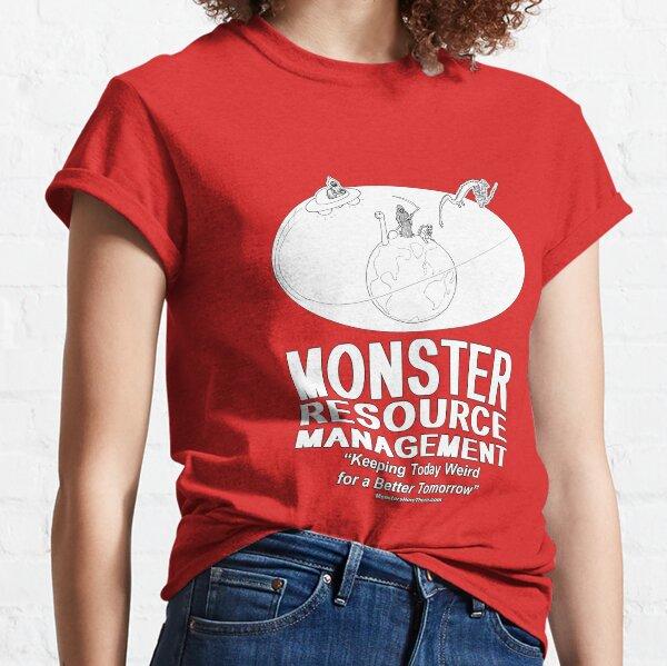 Monster Resource Management Classic T-Shirt