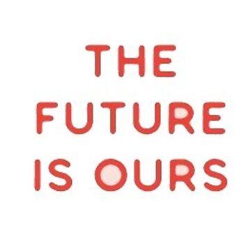 el futuro es nuestro de stickersnstuff