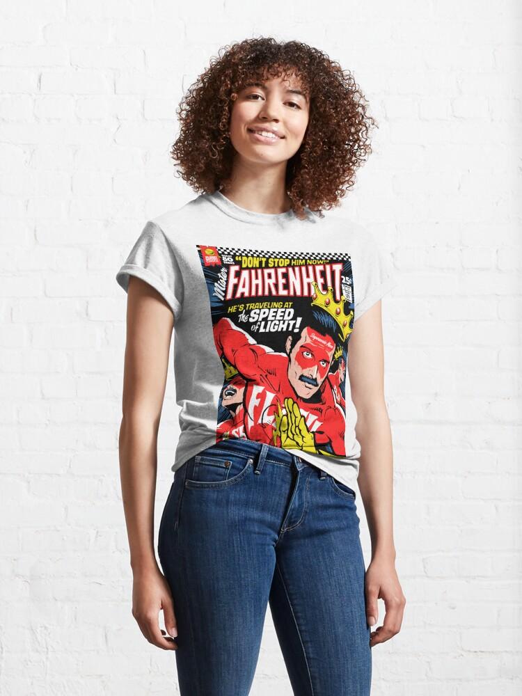 Alternate view of Super Sonic Classic T-Shirt