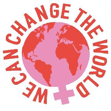 podemos cambiar el mundo de stickersnstuff