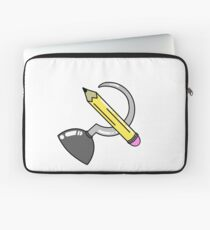Writing Center Union Transparent logo Laptop Sleeve