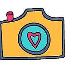«cámara» de stickersnstuff
