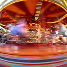 Spinning Around: South Bank, Waterloo by JLaverty