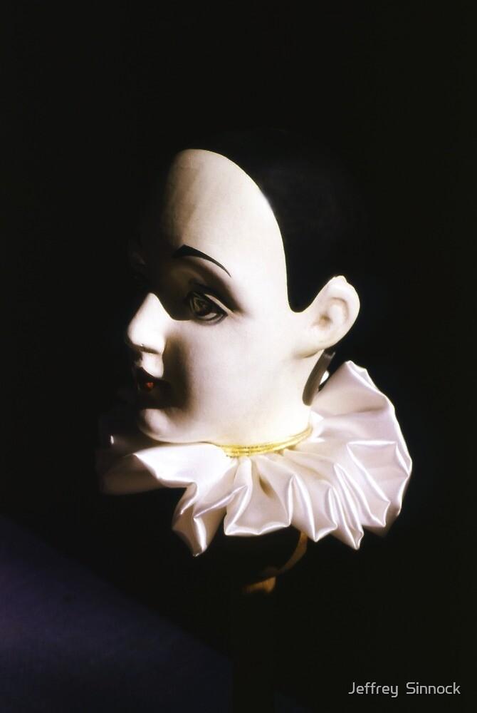 Renaissance doll head by Jeffrey  Sinnock