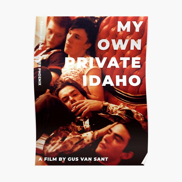 My Own Private Idaho Poster