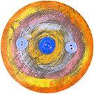 Fiery Mandala  by EmilySutin