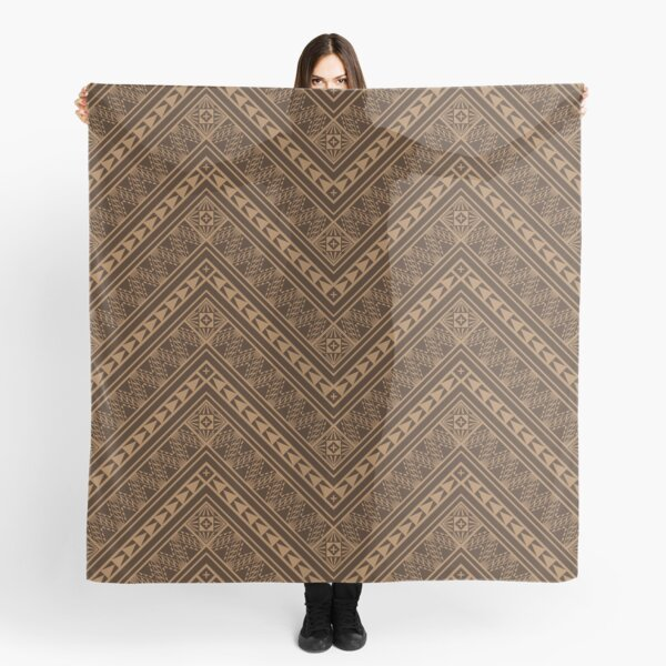 Tipi's (Brown) Scarf
