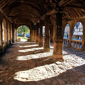 Chipping Campden Market Hall by JohnDalkin