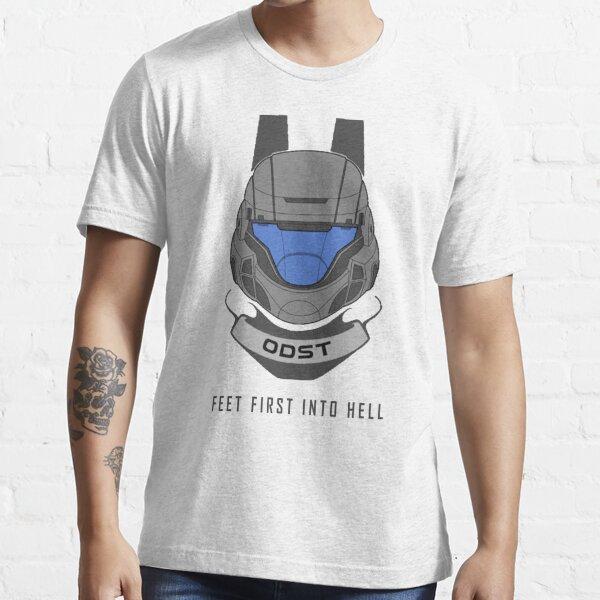 Füße zuerst in die Hölle - ODST Essential T-Shirt