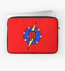 Netter kleiner SuperHero Geek - Superbrief R Laptoptasche