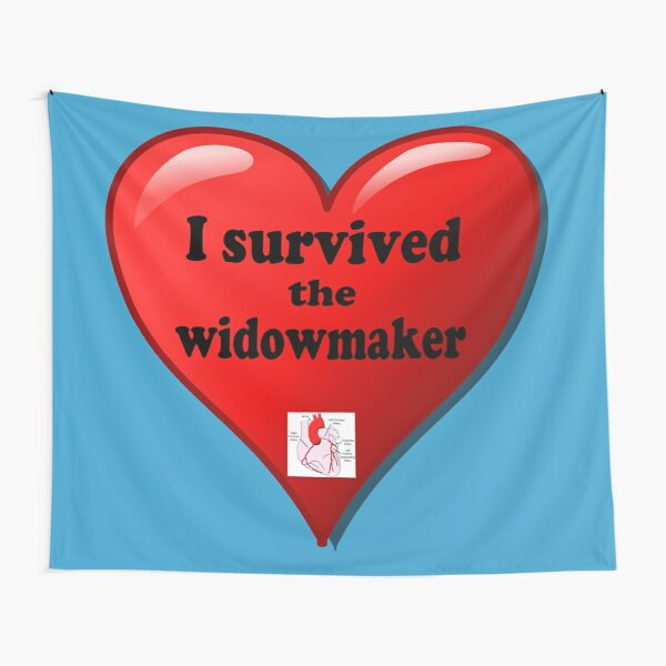 I Survived the Widowmaker Tapestry