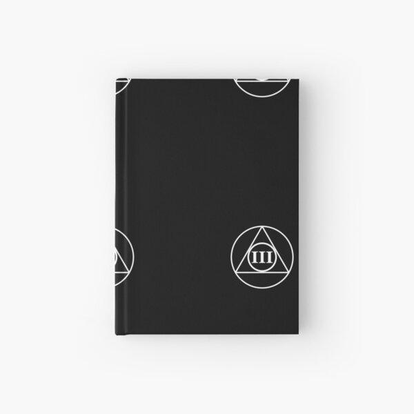 Three 3 Year Sobriety Anniversary - Sobriety Gift Hardcover Journal