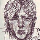 Pucka! - Biro Sketch by DreddArt