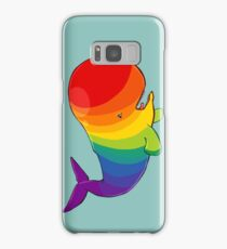 Homosexuwhale - no text Samsung Galaxy Case/Skin