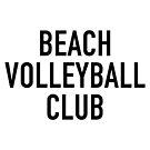 Beach Volleyball Club von Gino S