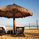 Paradise Beach by Dan Jesperson