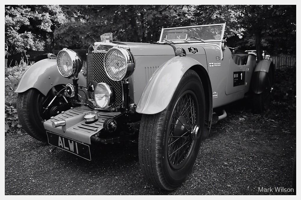 Aston Martin Le Mans 1933 by Mark Wilson