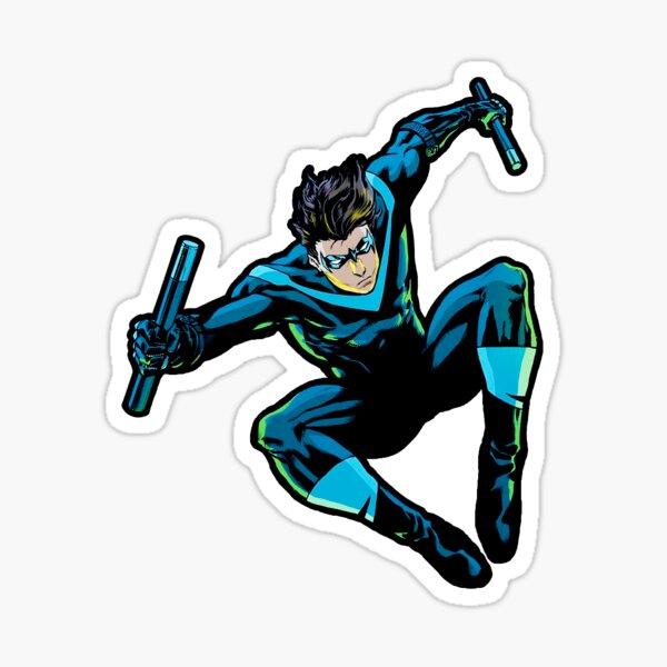 Nightwing Sticker