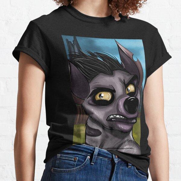 Lion Cartoon Guard Janja Classic T-Shirt