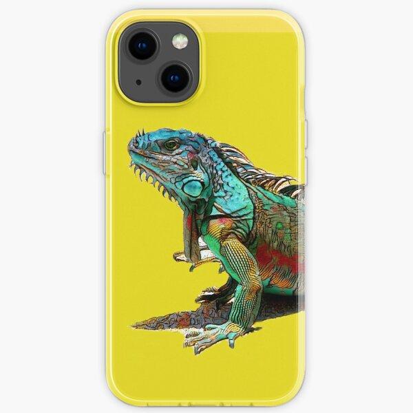 Iguana iPhone Soft Case