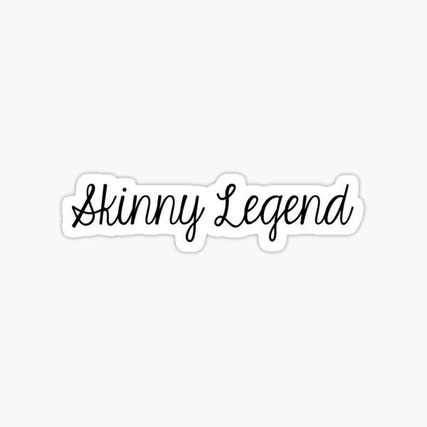 Skinny Sticker