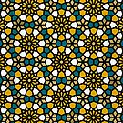Persisches Mosaik - Ringelblumenpalette von Cat Coquillette