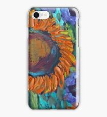 Sunflower and Blues iPhone Case/Skin