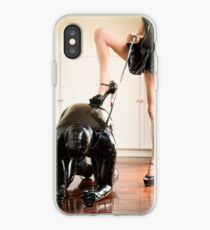 Female Domination 1 iPhone Case