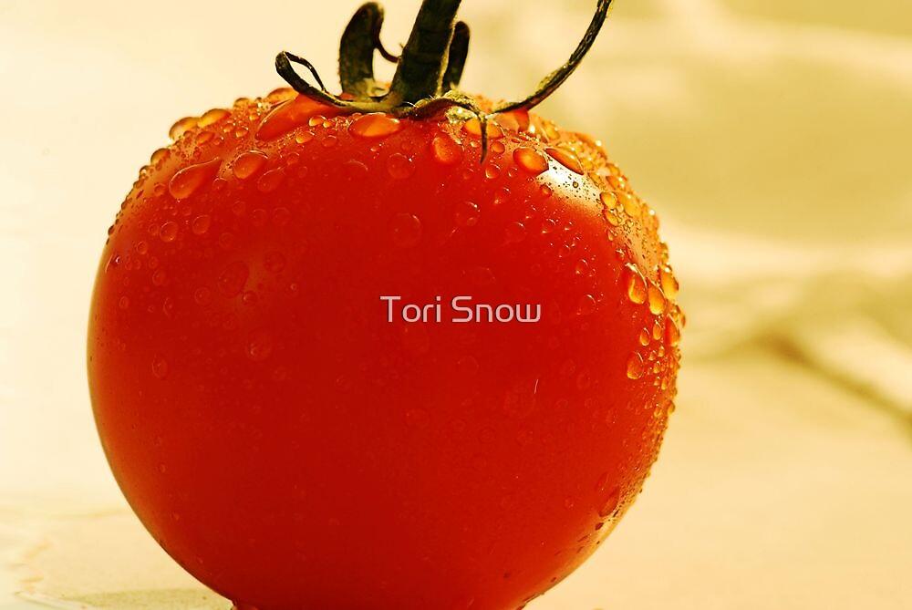 Garden Fresh Tomato by Tori Snow