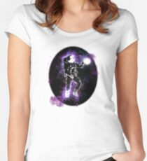 Moon Dance Fitted Scoop T-Shirt