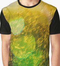 Golden Grass Graphic T-Shirt