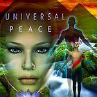 UNIVERSAL PEACE by shadowlea