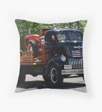 1946 Chevrolet Truck Throw Pillow