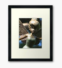 Faith, Trust & Pixie Dust (Color) Framed Print