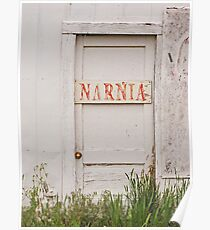 The Door To Narnia....... Poster