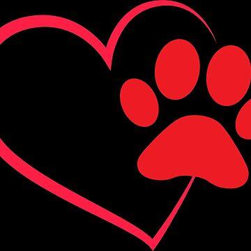 DOG LOVE by MallsD