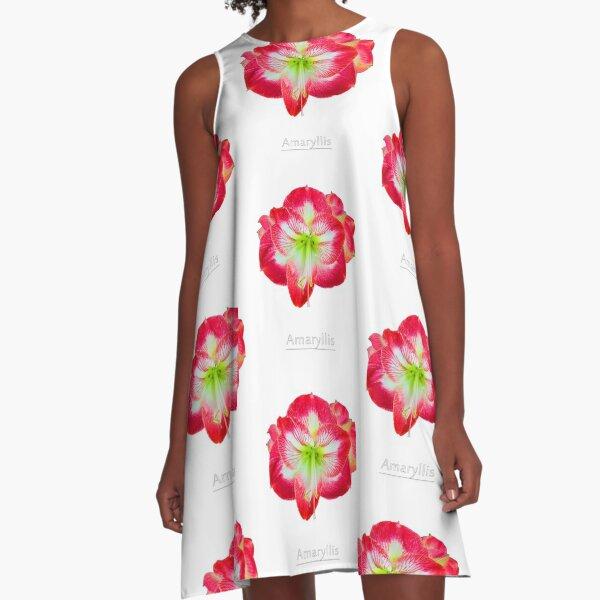 Amaryllis A-Line Dress