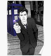 The Tenth Doctor (What??)  Poster