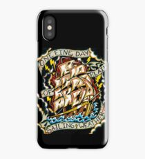 One Fine Day of Plain Sailing Weather iPhone Case