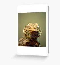 Thorny but Nice Greeting Card