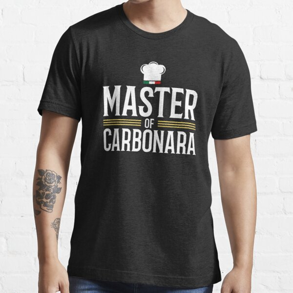 Master of Carbonara Essential T-Shirt