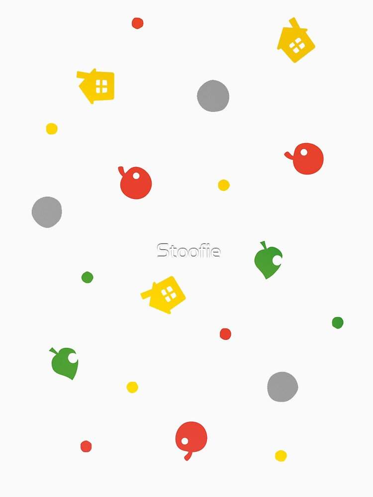 Animal Crossing New Leaf - Patrón 3DS de Stoofie