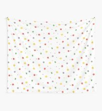 Animal Crossing New Leaf - 3DS Pattern  Wall Tapestry