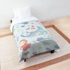 Ponyo Comforter