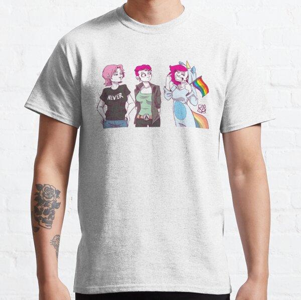 L-Drama Rebus | Never a Joy Classic T-Shirt