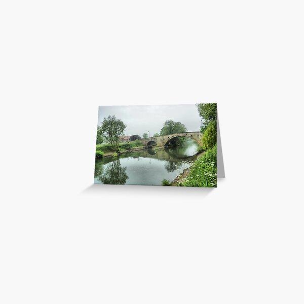 Stamford bridge . Greeting Card