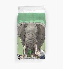 El elefante en el cuarto Funda nórdica